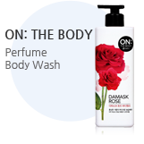 Perfume Body Wash, ON: THE BODY