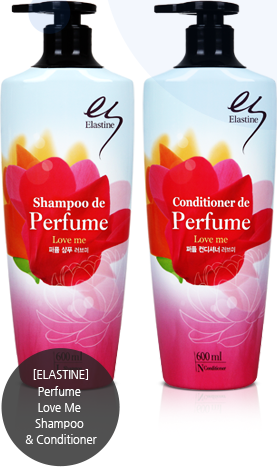 Perfume Love Me Shampoo & Conditioner, Elastine