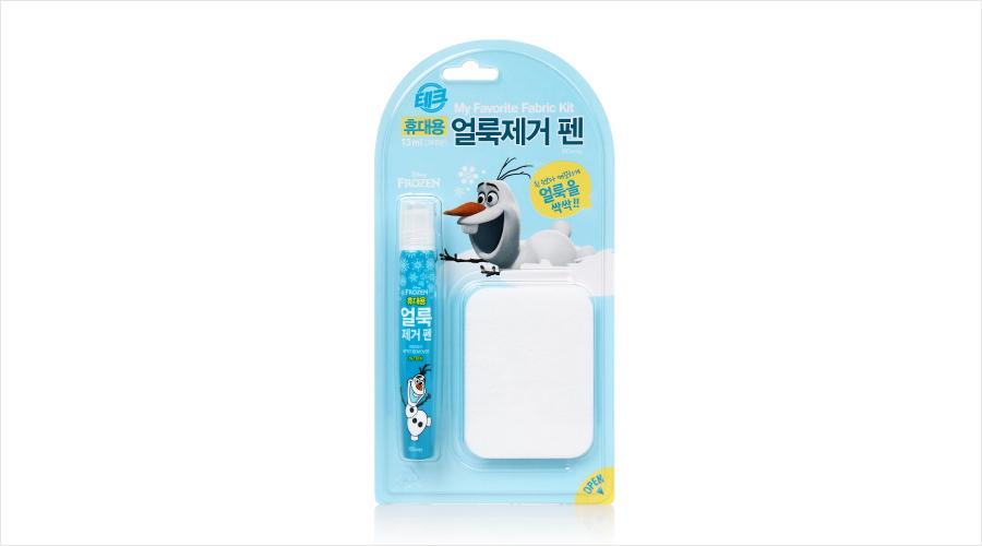 LG생활건강, 테크 휴대용 얼룩제거 펜 출시