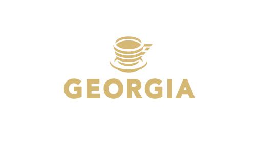 조지아 로고