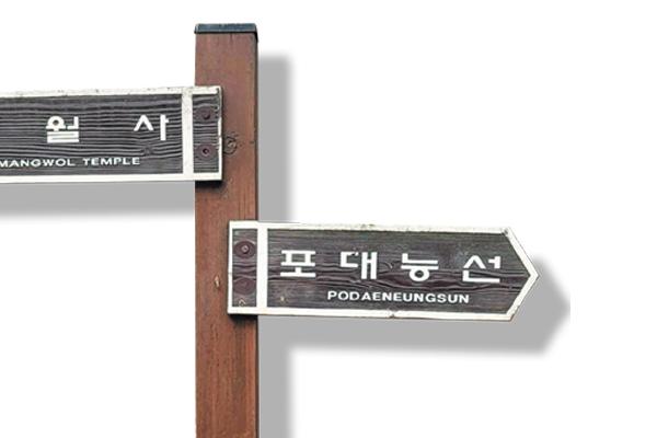 조희선 대표가 걷는 길의 이정표