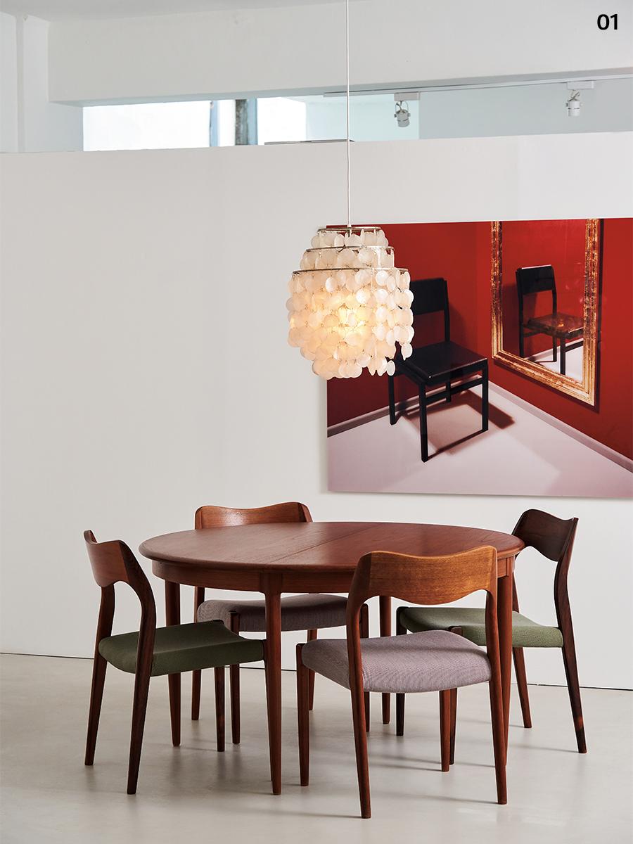테이블과 의자